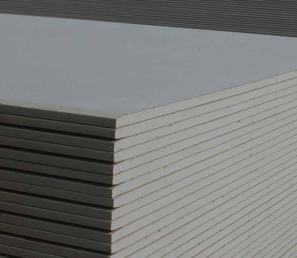 DIFFERENT TYPES OF GYPSUM BOARDS AND ITS APPLICATIONS
