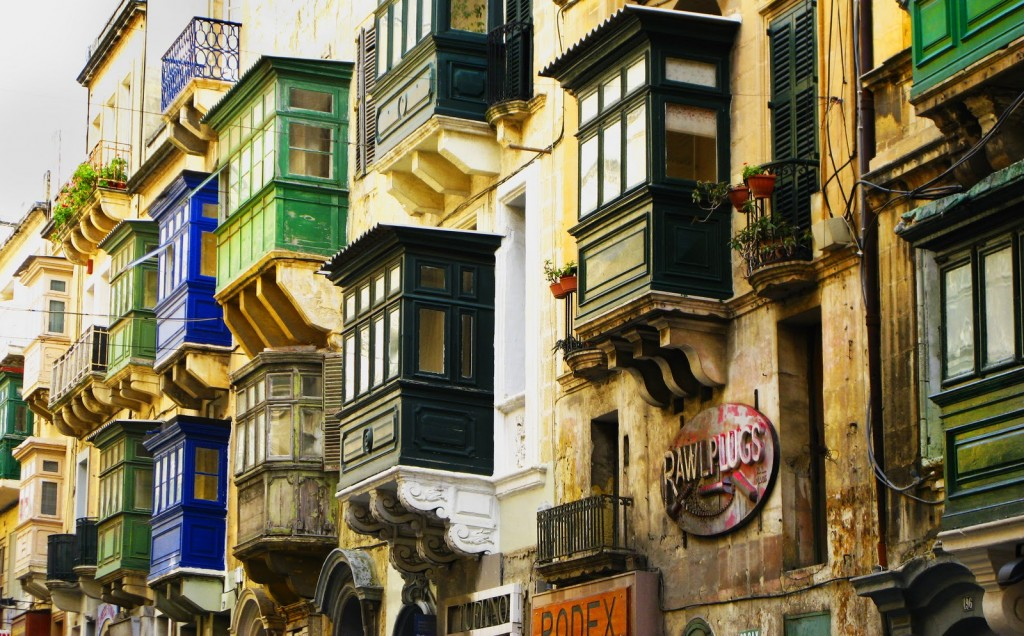 The Evolution of Maltese Architecture