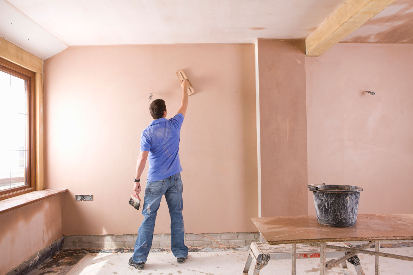 Types of Plaster Materials and Finishes
