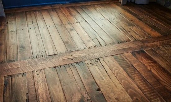 REFURBISHING OLD FLOORS WITH MODERN APPROACH